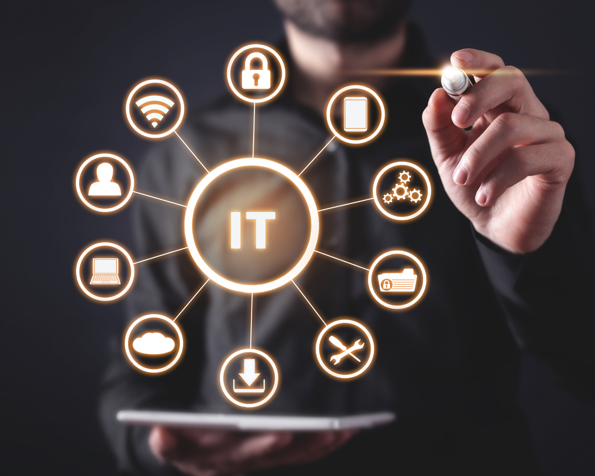Internet and IT-Managed Services